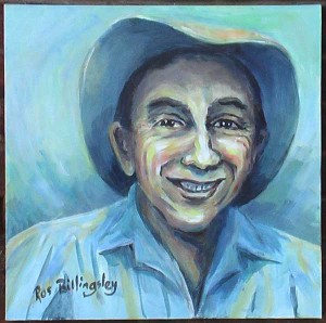 The Happy Farmer by Ros Billingsley